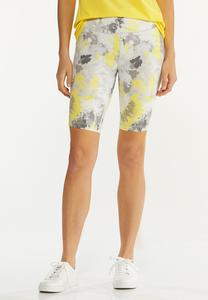 Brighter Skies Biker Shorts