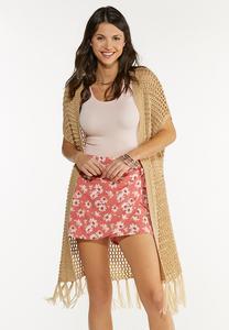 Plus Size Sandy Cardigan Sweater