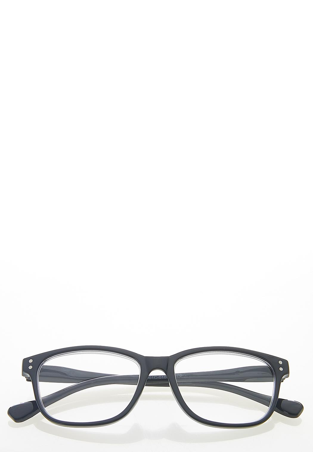 Classic Black Reader Glasses