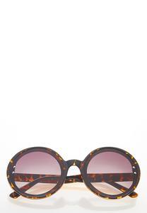 Oversized Tortoise Sunglasses