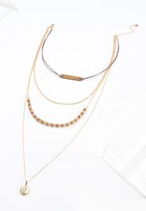 Believe Layered Necklace
