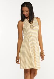 Sunny Stripe Dress