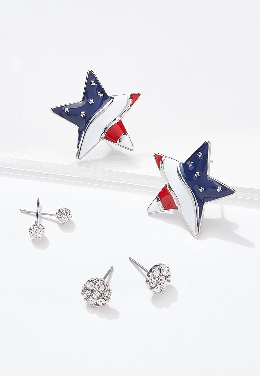 Americana Earring Set