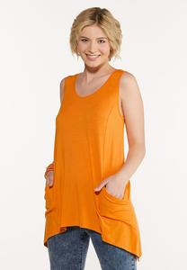 Front Pocket Tunic