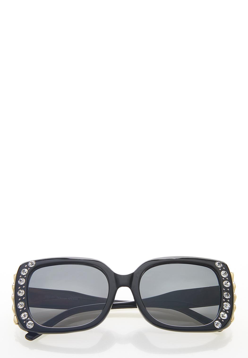 Sparkle Square Sunglasses