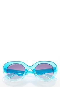 Blue Ombre Sunglasses