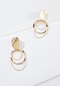 Orbital Clip-On Earrings