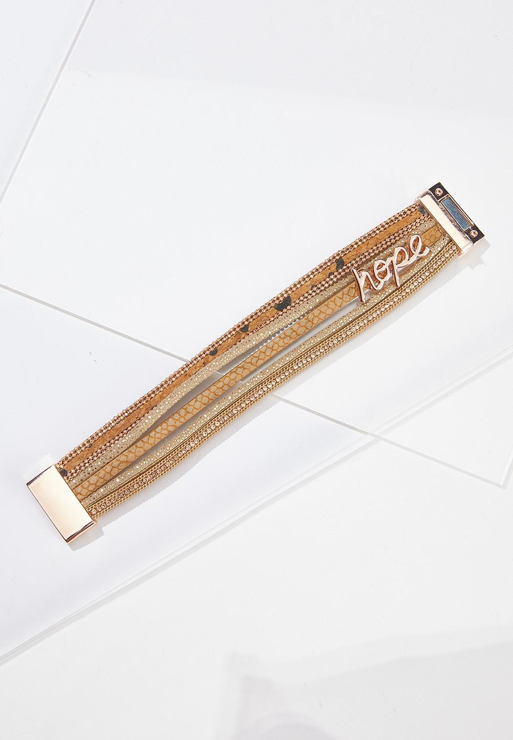 Hope Magnetic Bracelet