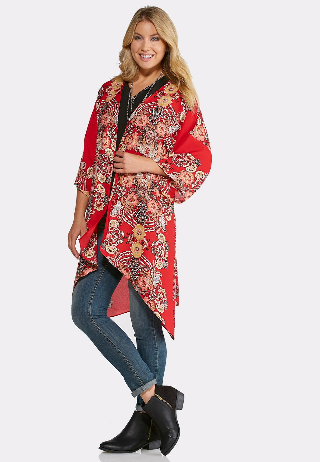 Kimono Style Dresses