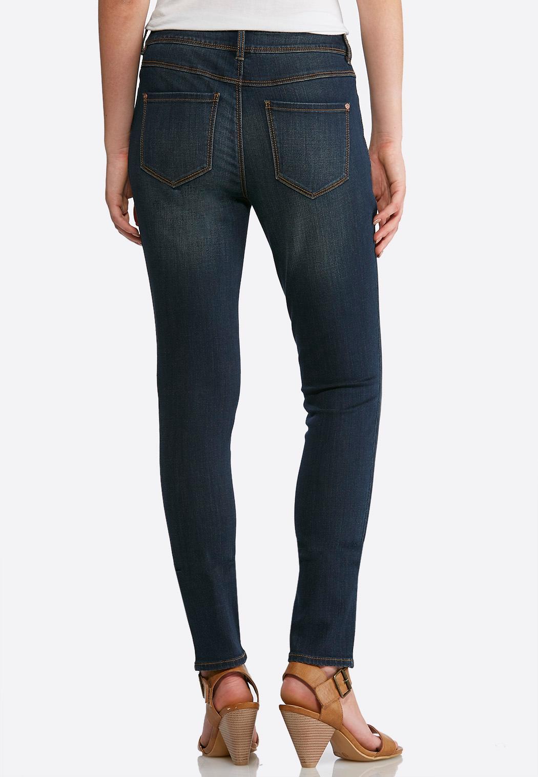 Rinse Wash Skinny Jeans (Item #43534710)