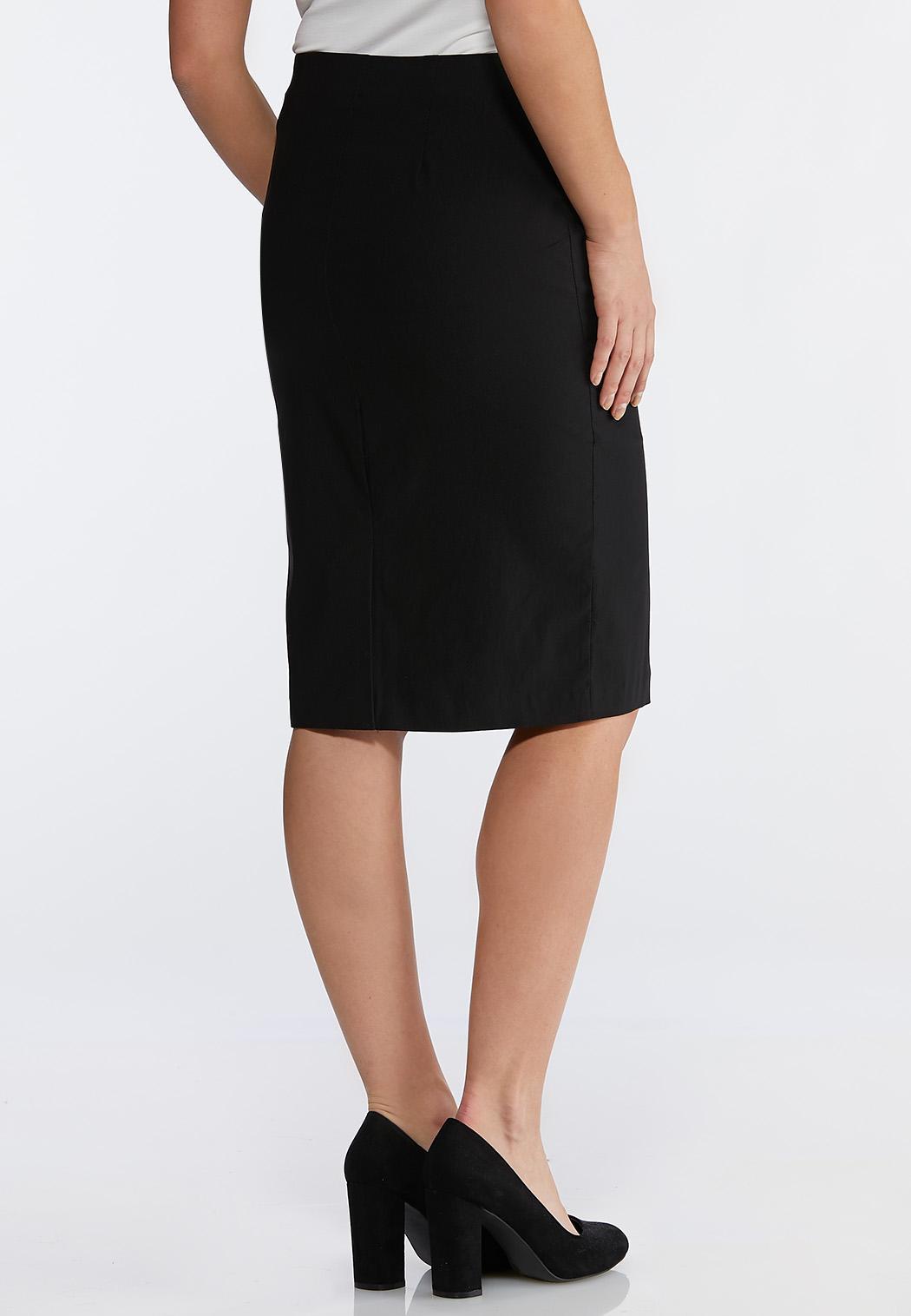 Bengaline Pencil Skirt (Item #43731747)