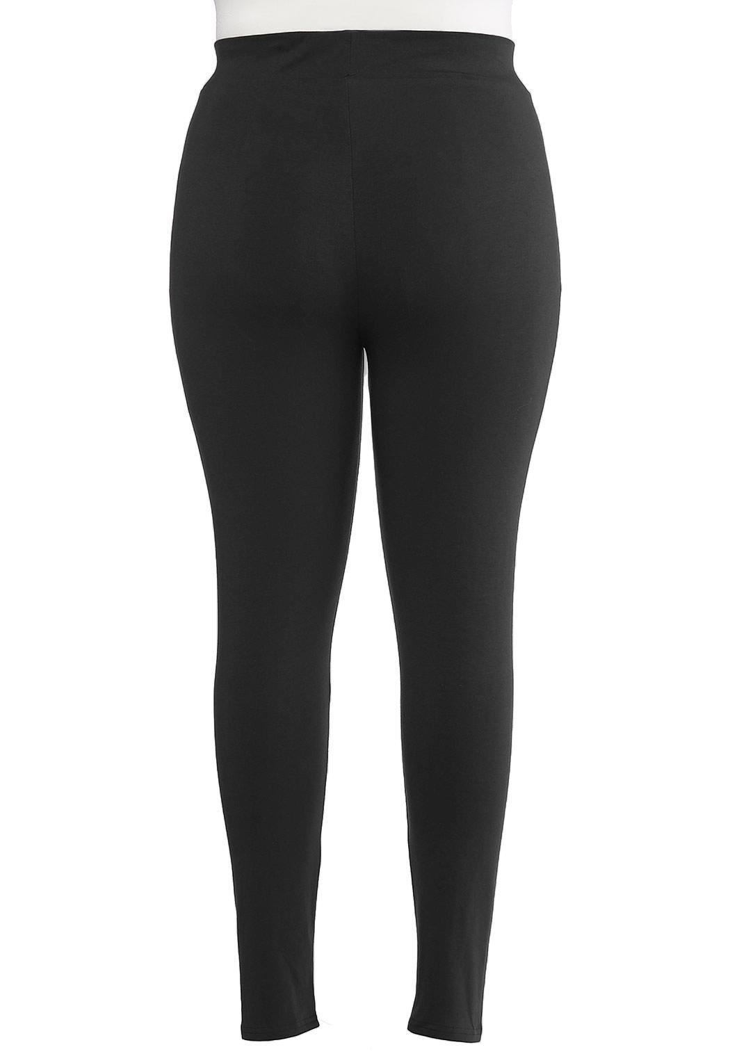 Plus Extended Essential Leggings (Item #43760420)