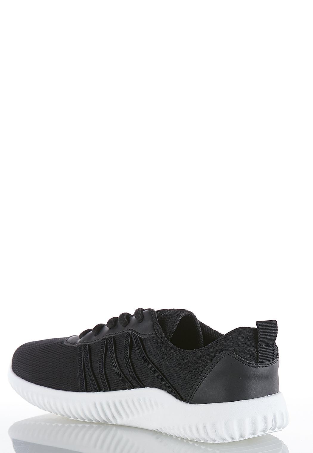Lace Up Mesh Sneakers (Item #43838630)