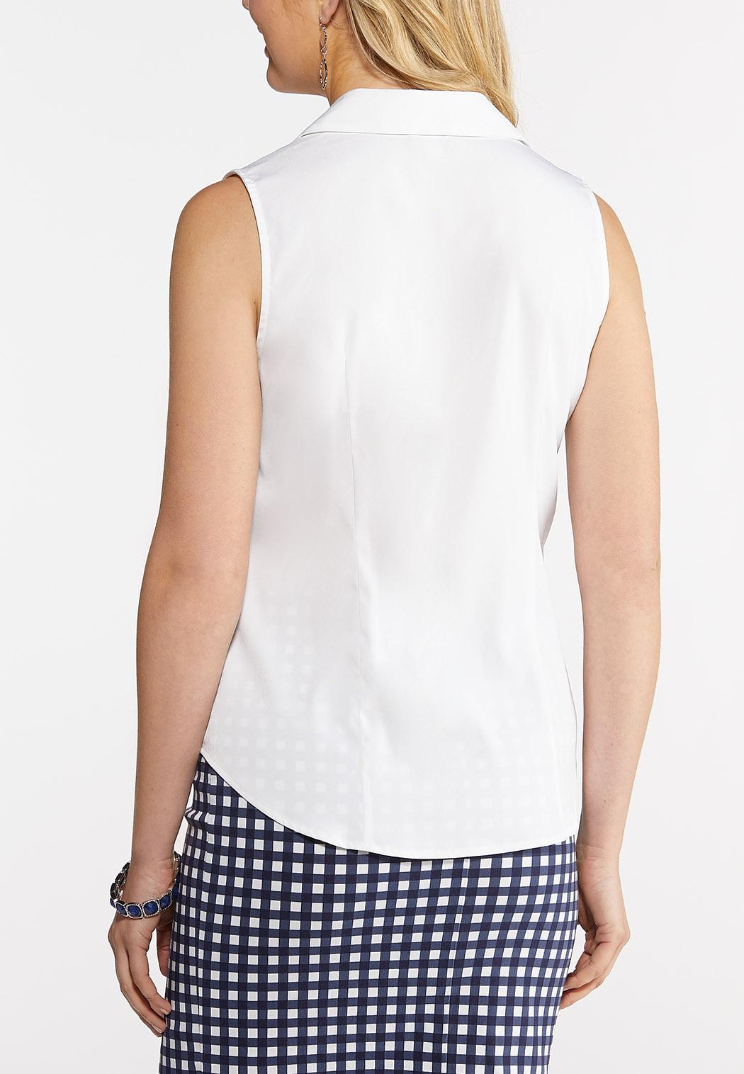 Button Down Collar Tank (Item #43844947)