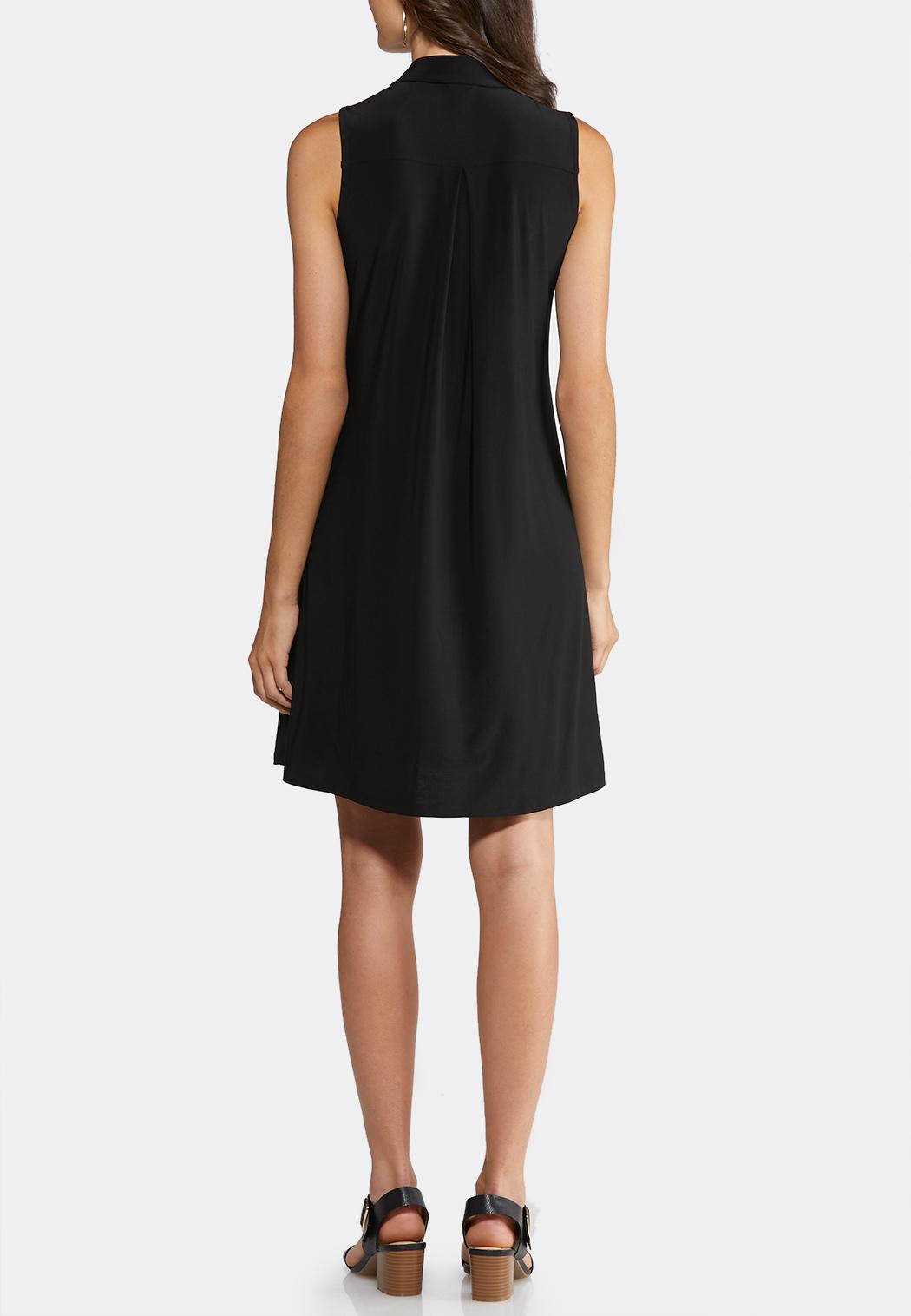 Swing Shirt Dress (Item #43875915)