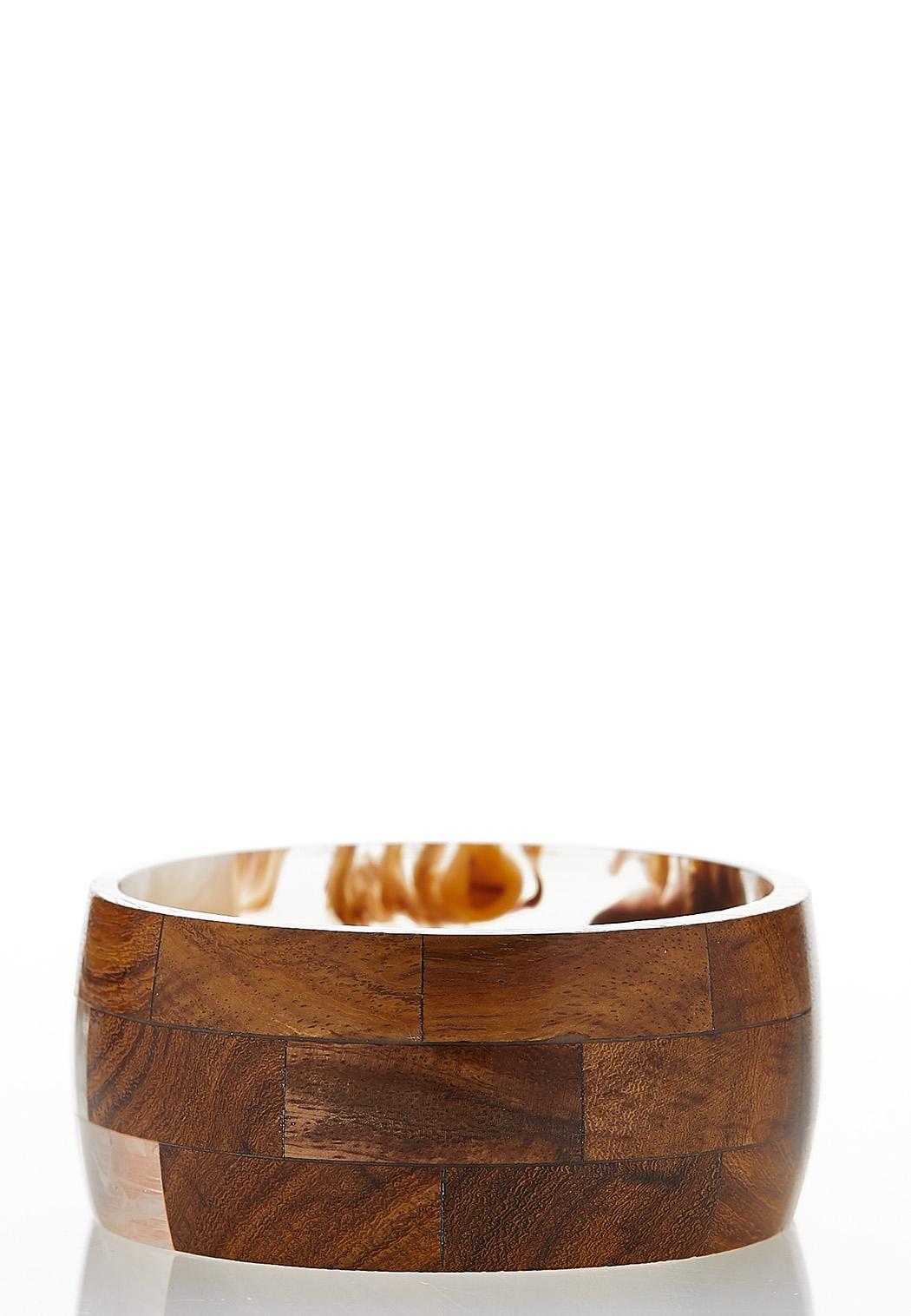 Wooden Bangle  (Item #43900025)