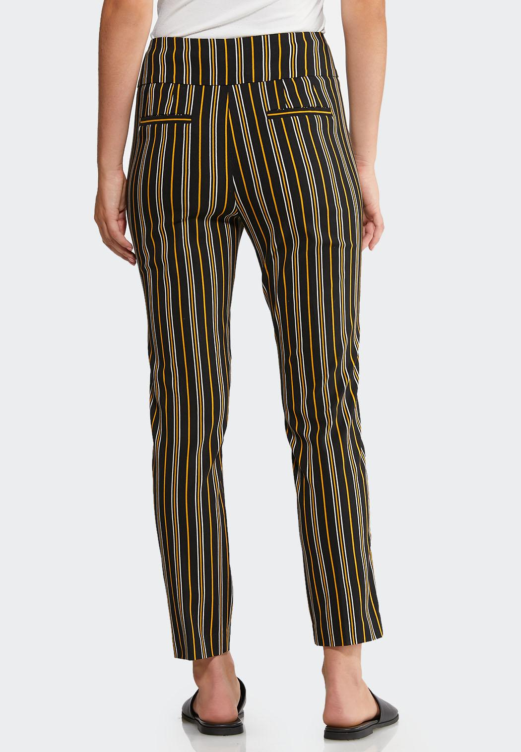 Gold Stripe Pants (Item #43910668)