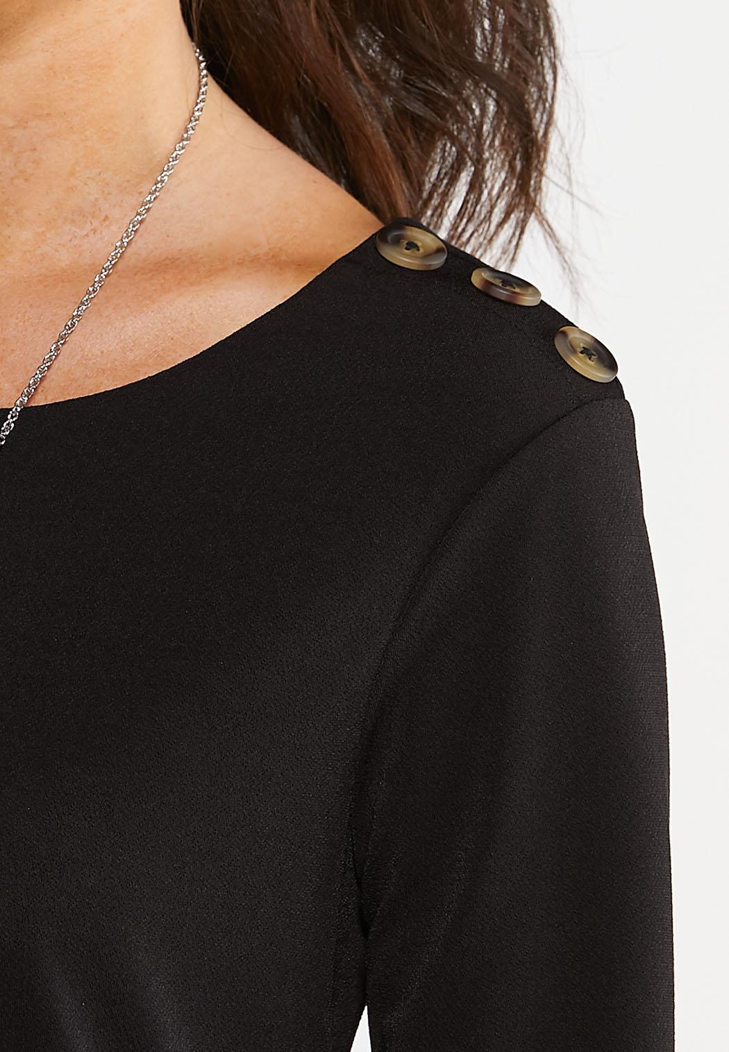 Button Swing Dress (Item #43919134)