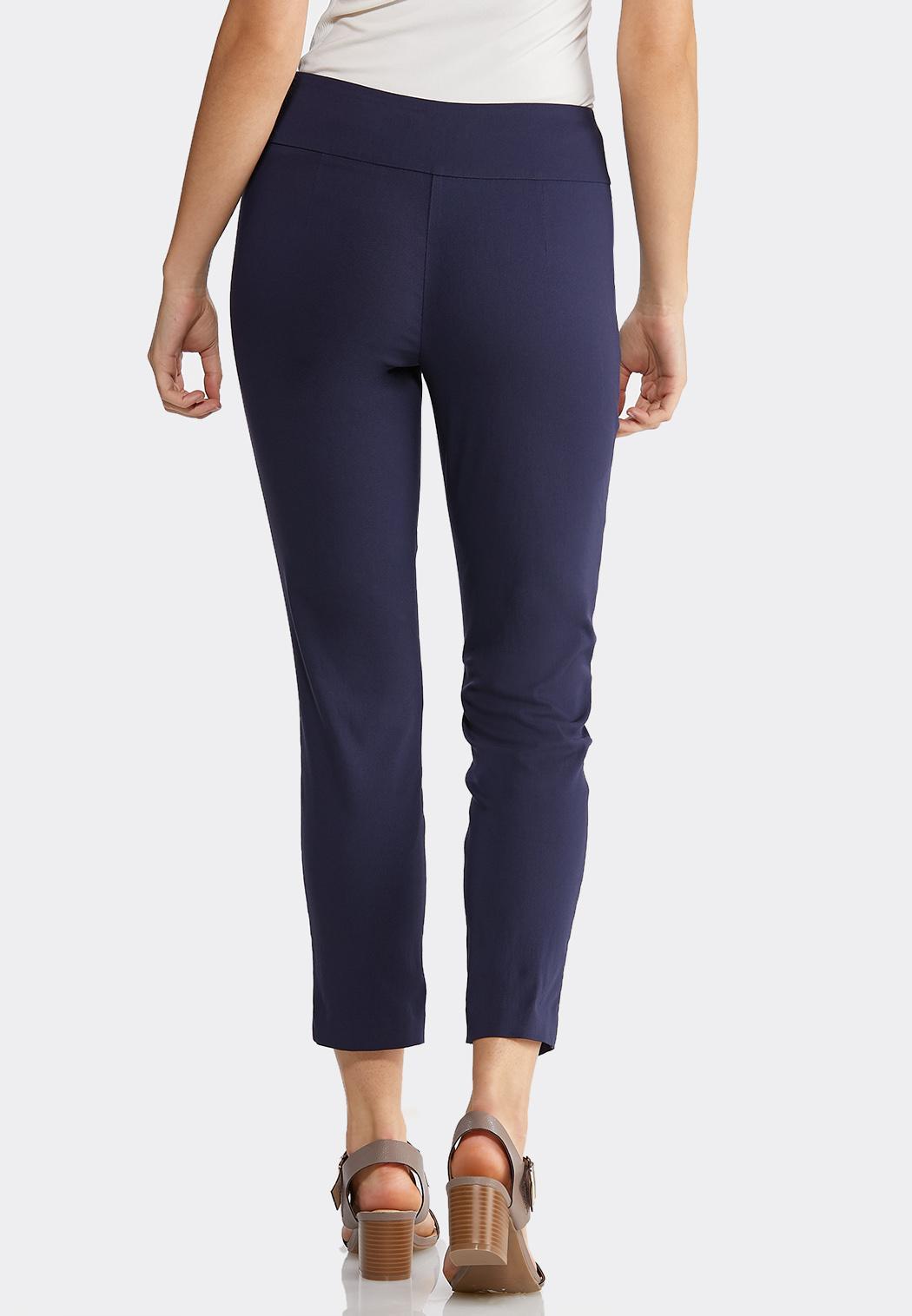 Twill Slim Ankle Pants (Item #43927140)