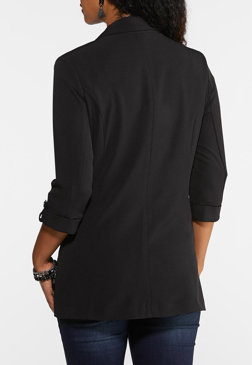 Classic Black Blazer (Item #43927211)