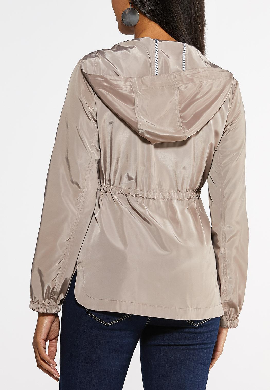 Hooded Rain Jacket (Item #43927262)