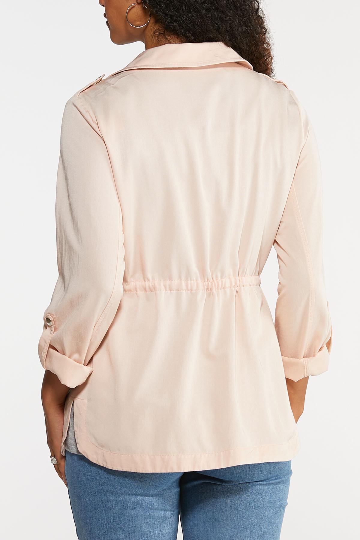 Blush Utility Jacket (Item #43927272)