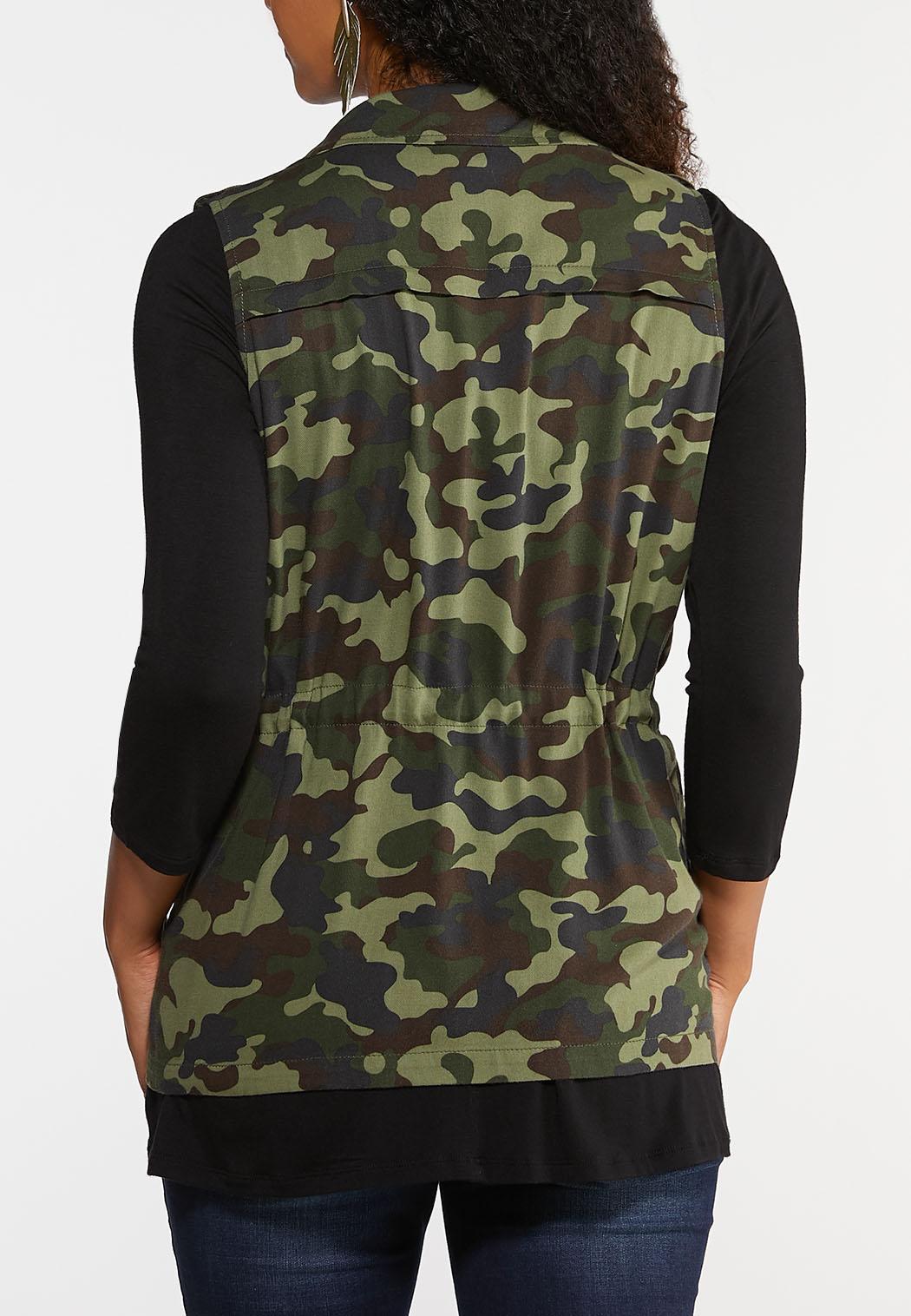 Utility Camo Vest (Item #43927621)