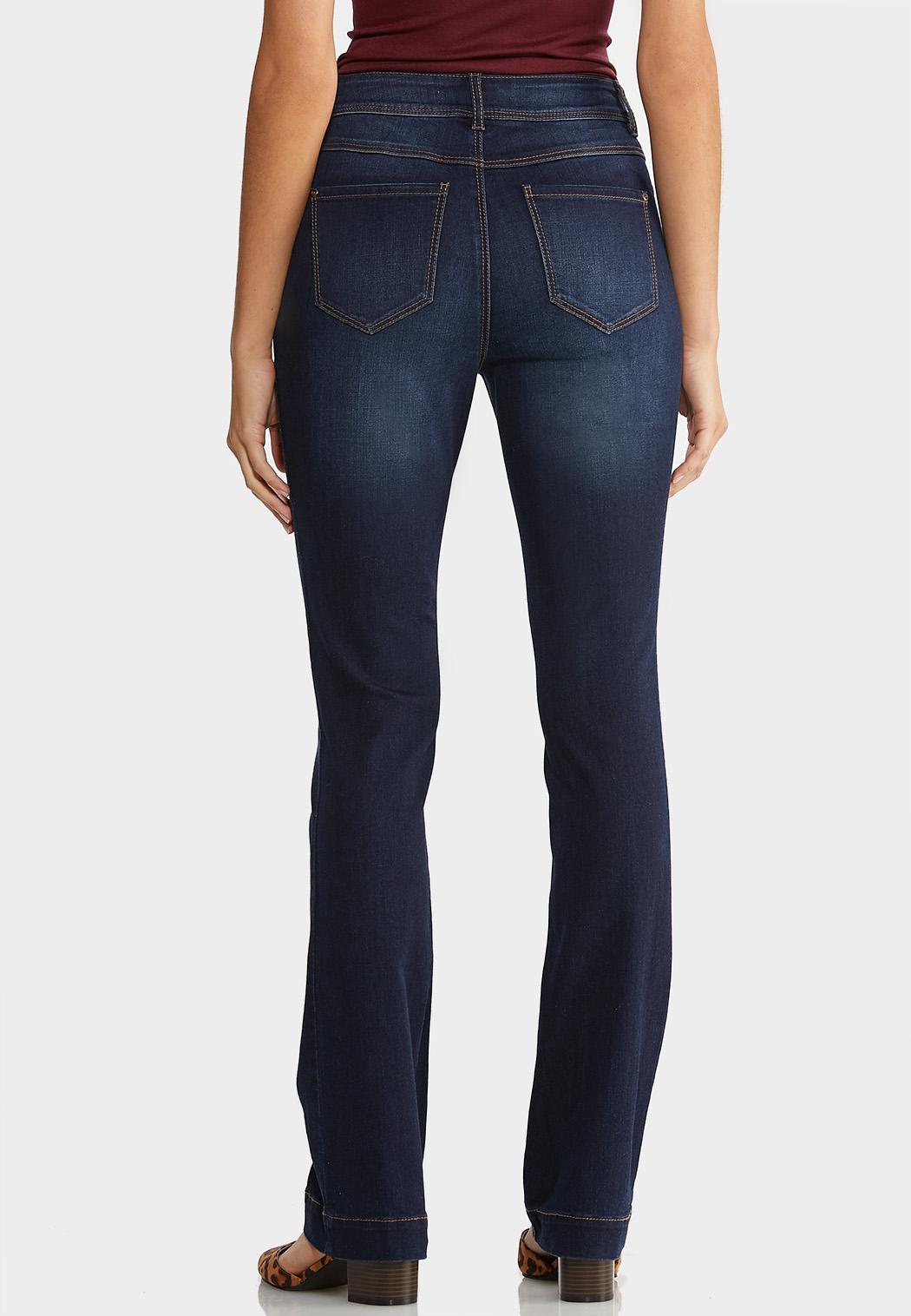 Dark Bootcut Jeans (Item #43932349)