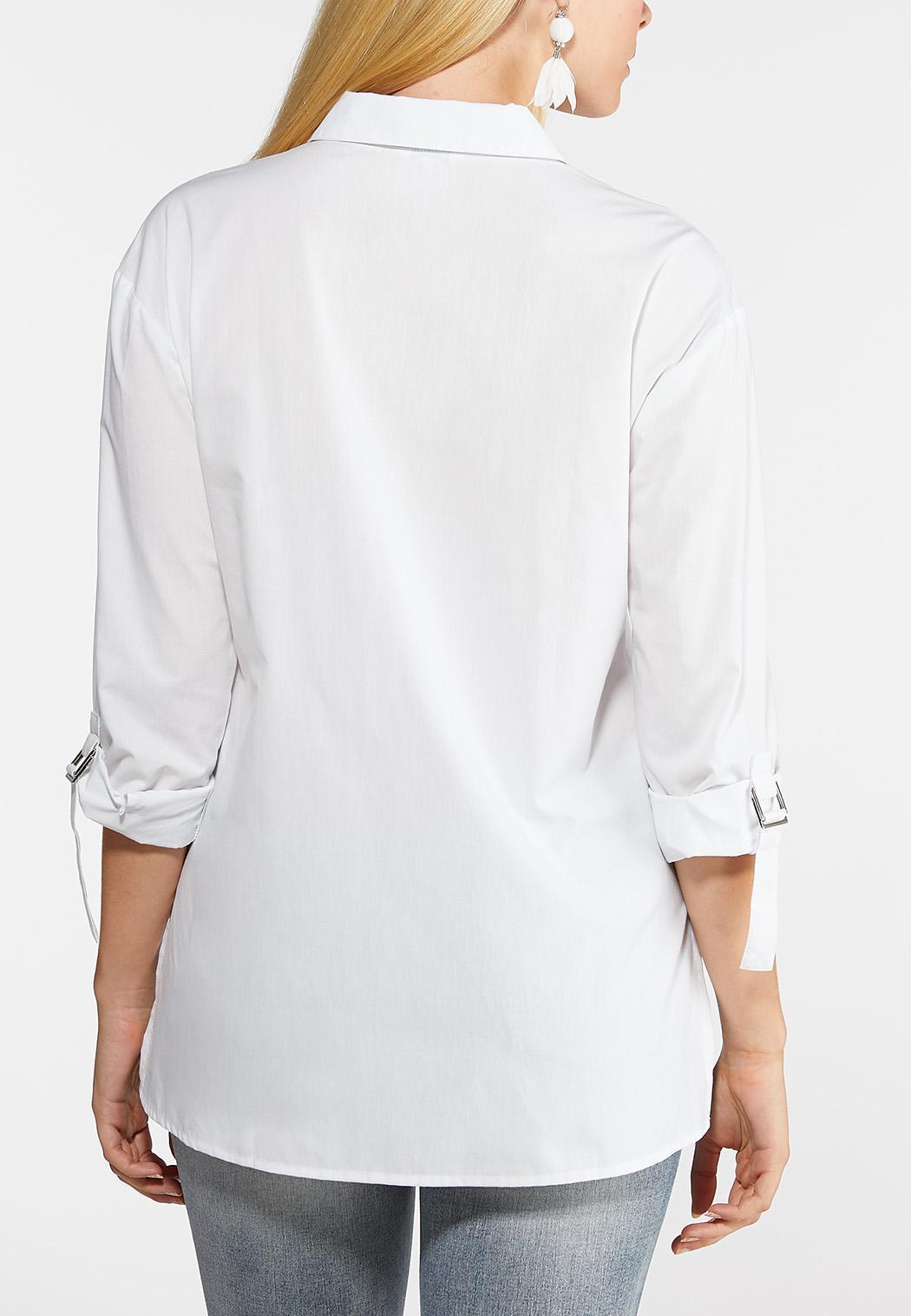 White Button Down Shirt (Item #43936372)