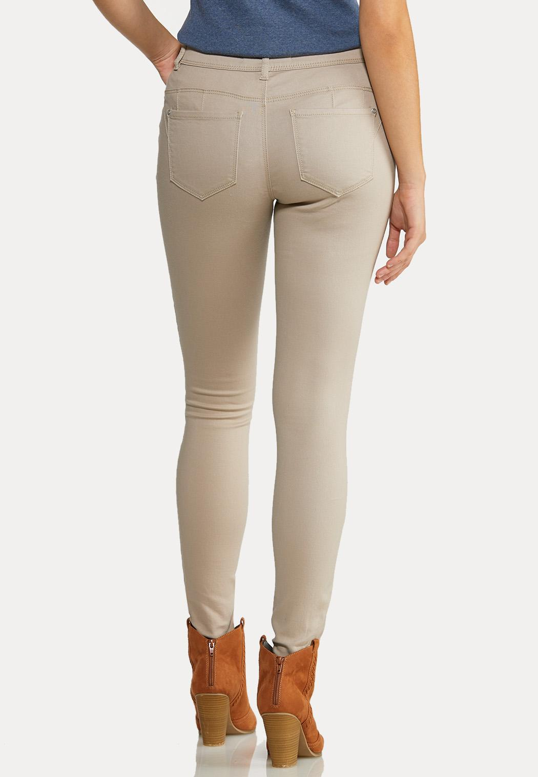 Petite The Perfect Neutral Jeggings (Item #43949487)