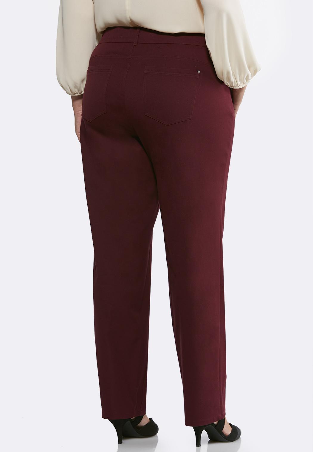 Plus Size Curvy Everywhere Pants (Item #43956289)