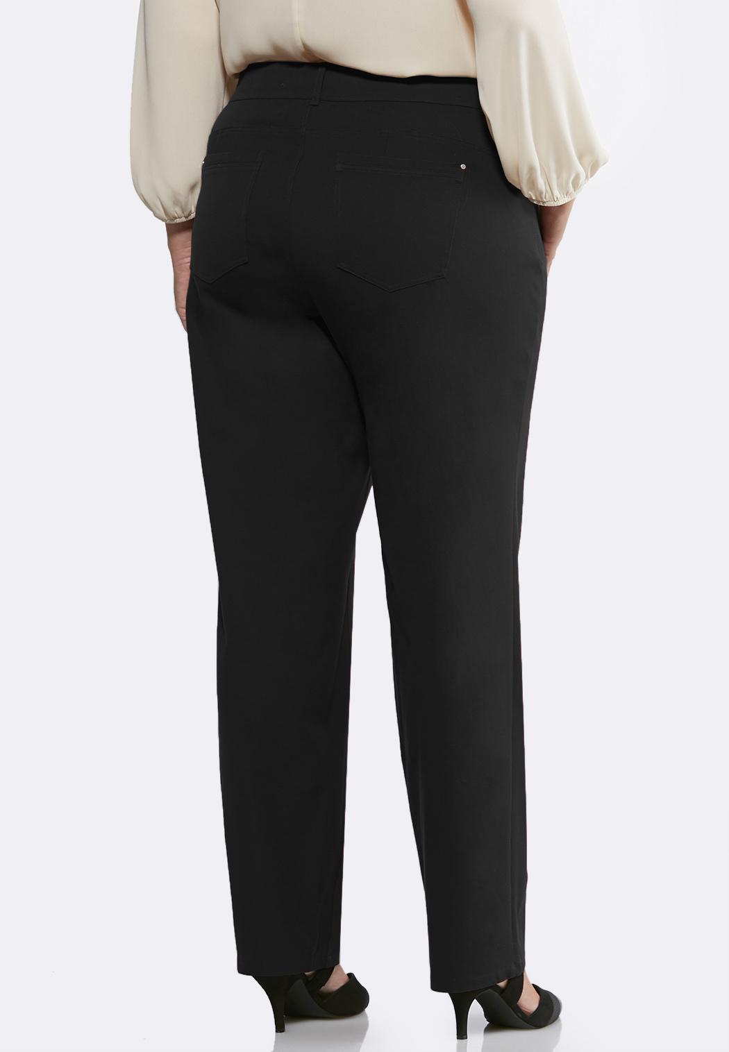 Plus Extended Curvy Everywhere Pants (Item #43956375)
