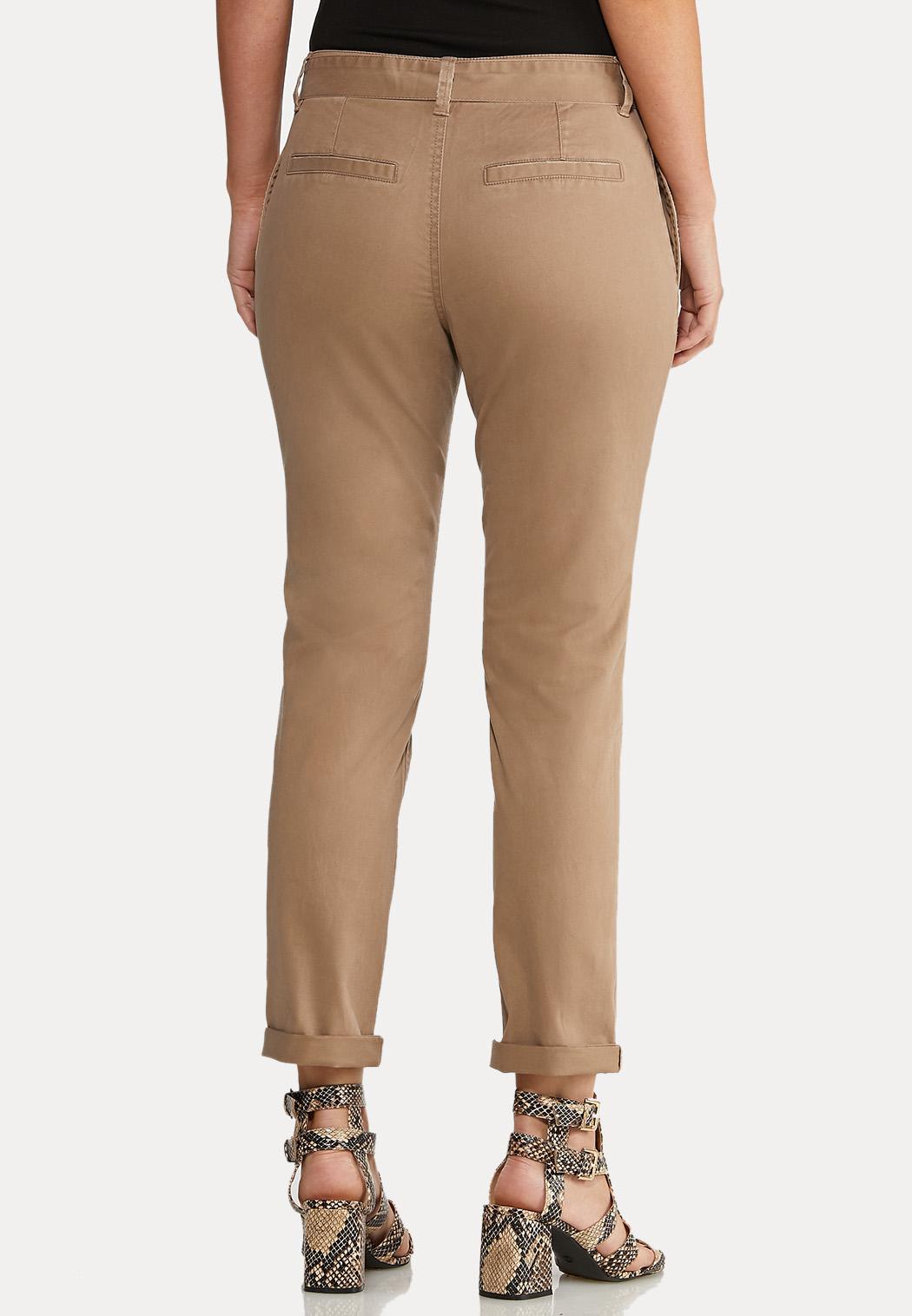 Tie Belt Chino Pant (Item #43960403)