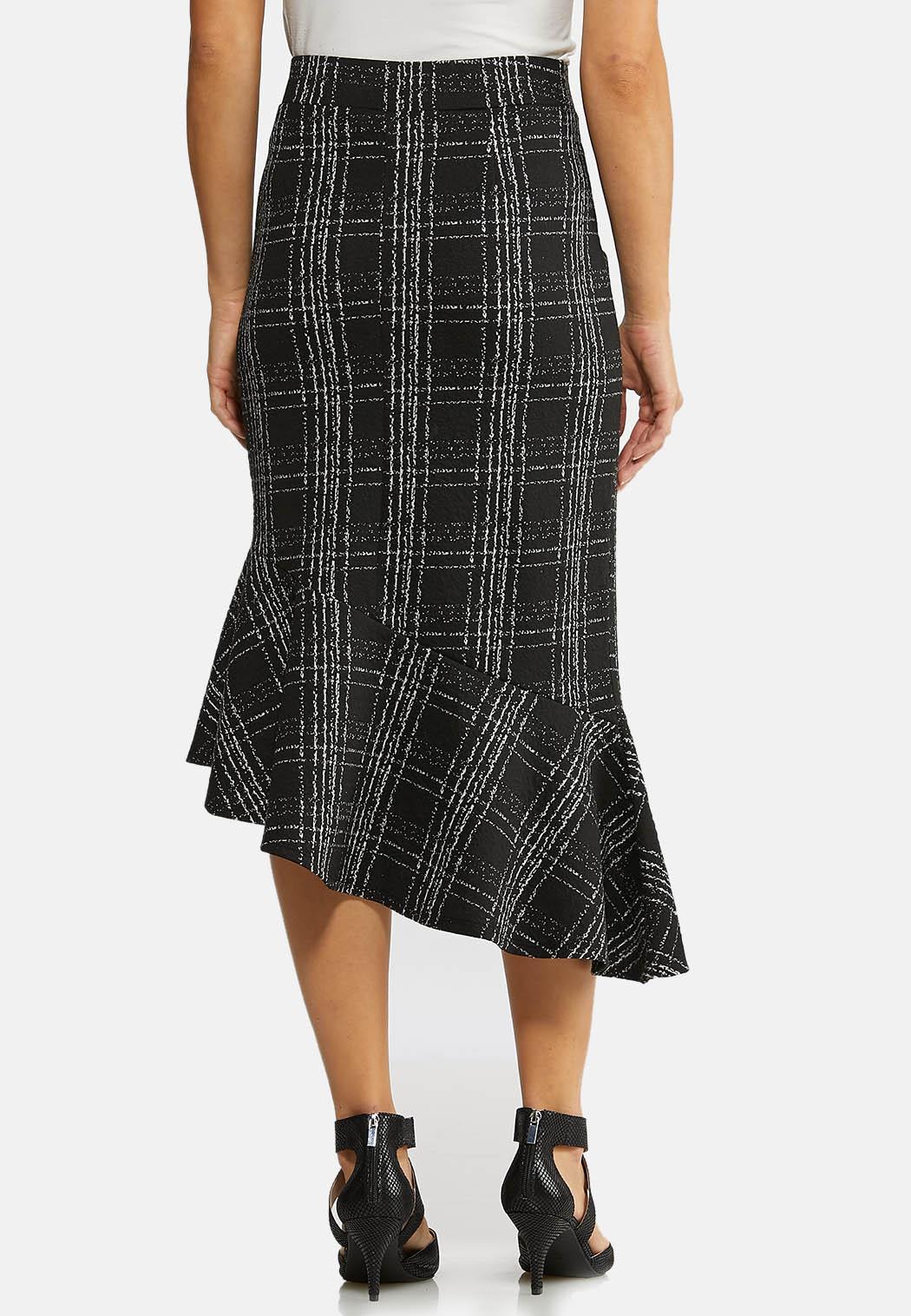 Menswear Flounced Skirt (Item #43963018)