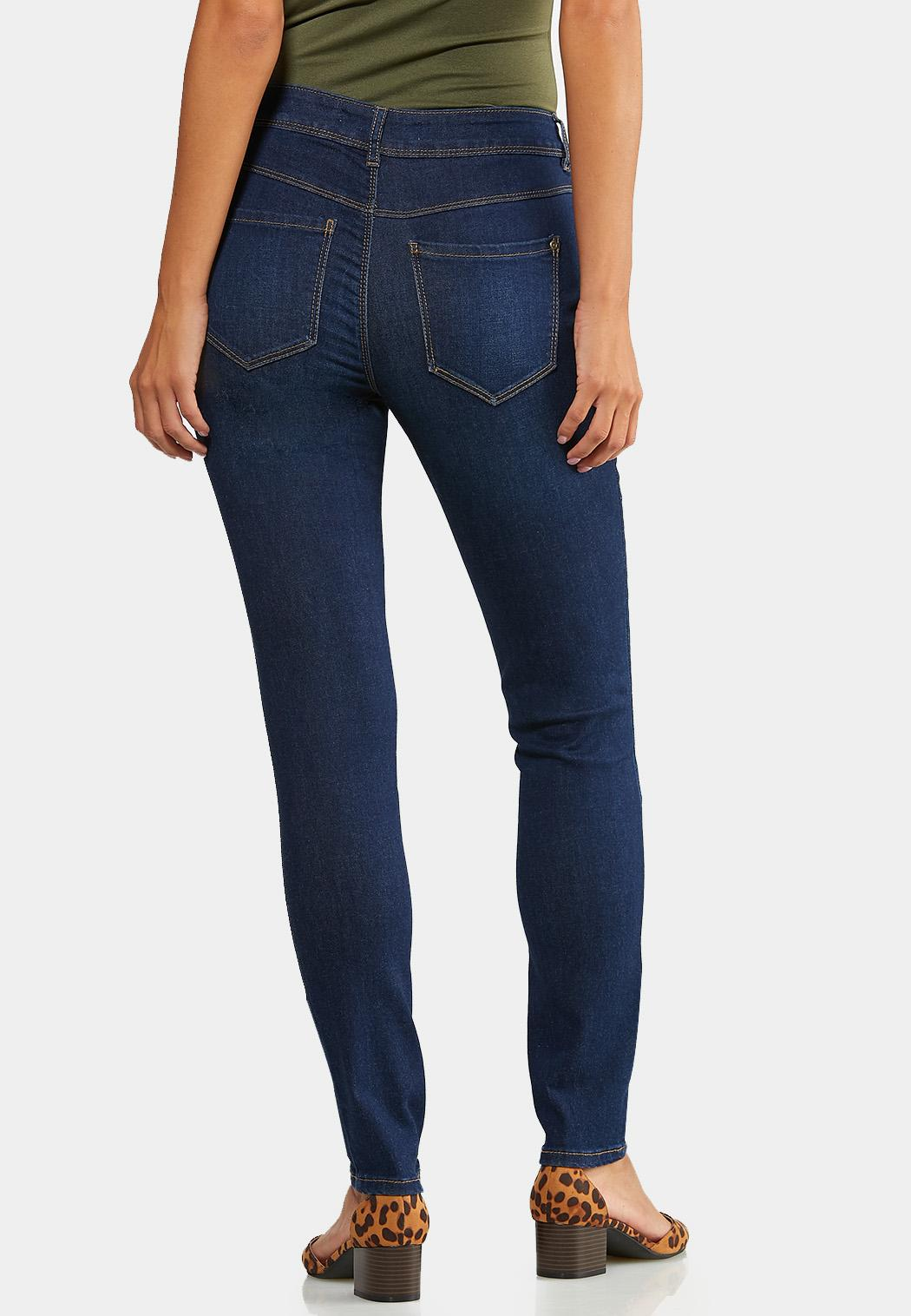 Essential Dark Wash Jeans (Item #43965986)