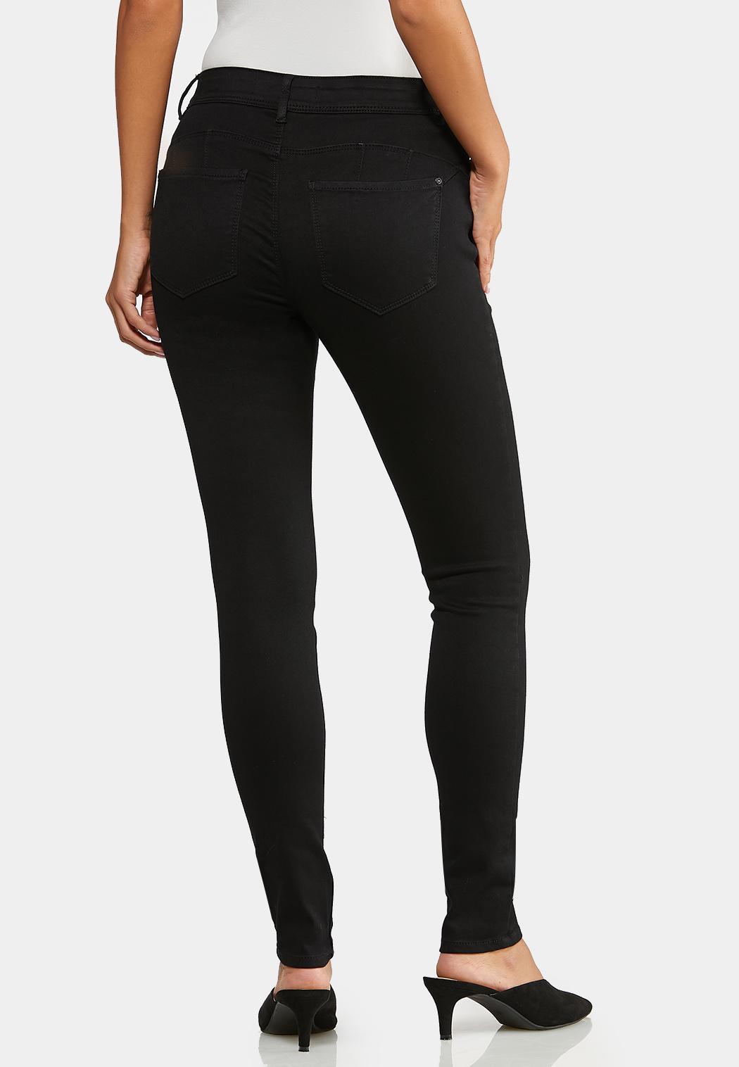 The Perfect Black Jean (Item #43966135)