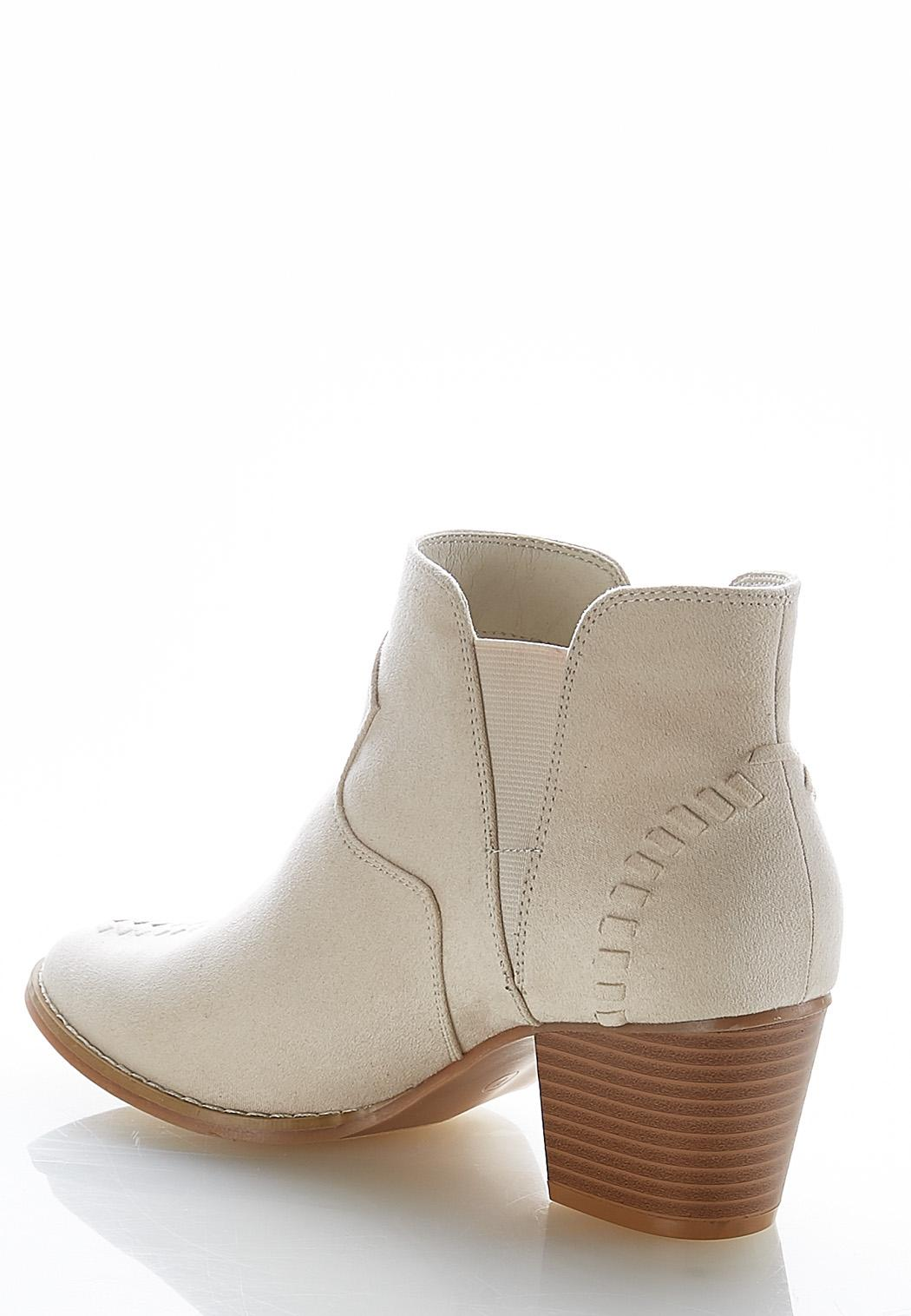 Stitched Ankle Boots (Item #43988305)