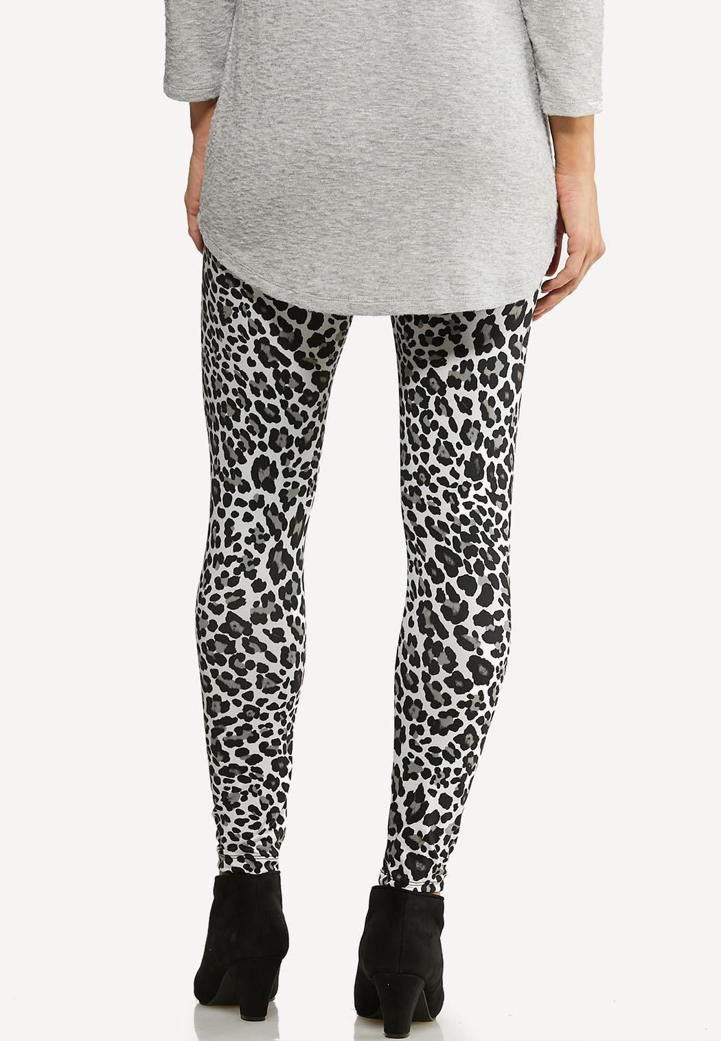 Leopard Leggings (Item #43990408)