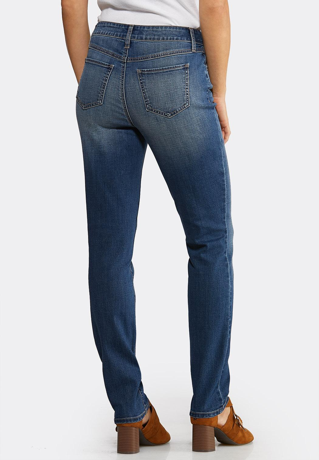 Petite Washed Skinny Jeans (Item #43991201)