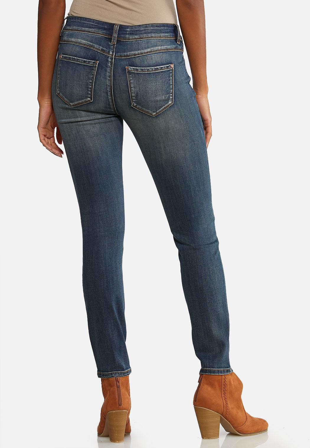 Slimming Skinny Jeans (Item #43991666)