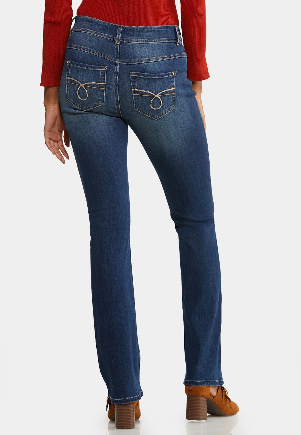 Petite Bootcut Jeans (Item #43991898)