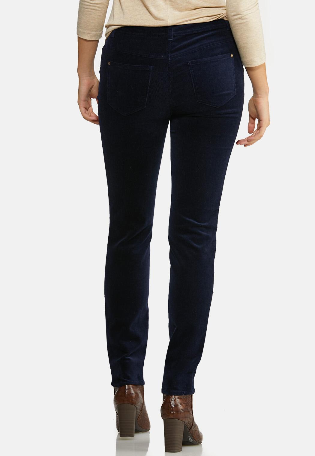Corduroy Slim Pants (Item #43993222)
