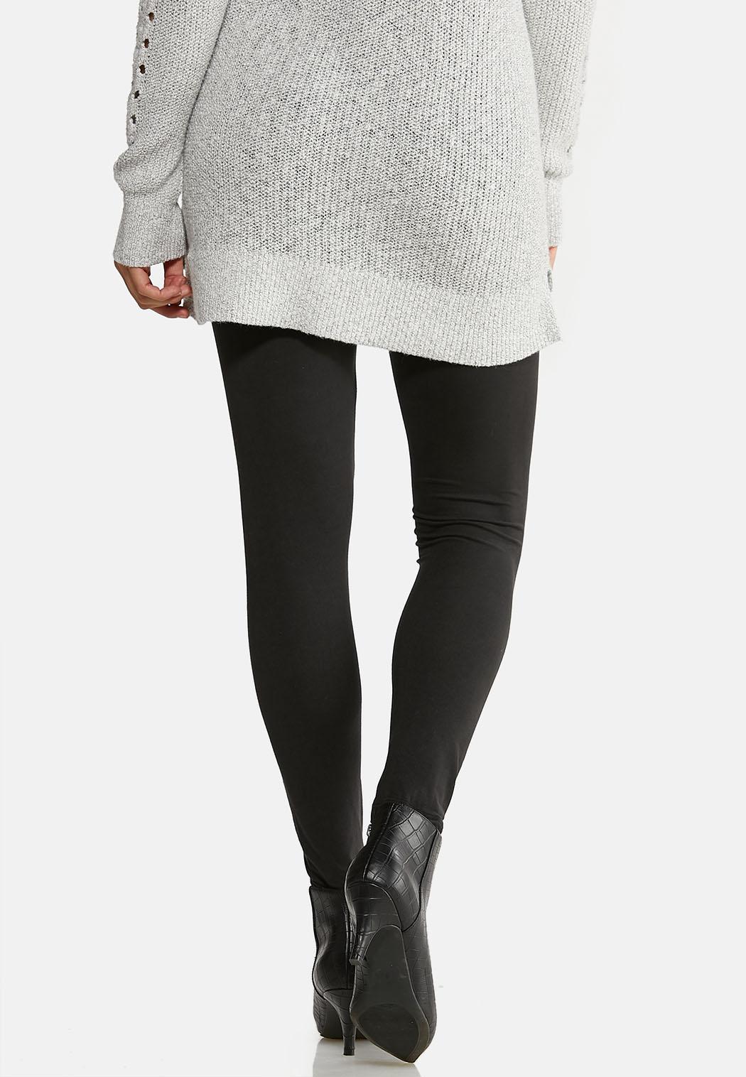 Solid Essential Leggings (Item #44002232)