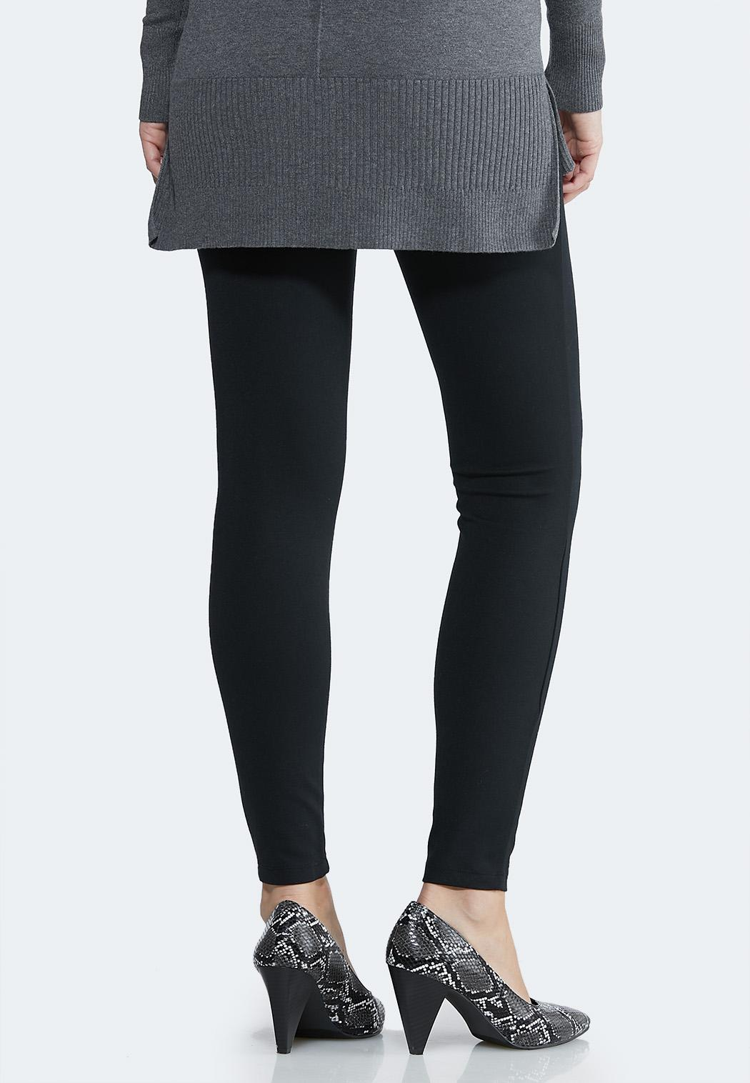 Solid Ponte Leggings (Item #44002642)