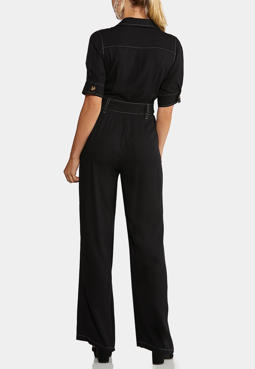 Stitch Utility Jumpsuit (Item #44005743)