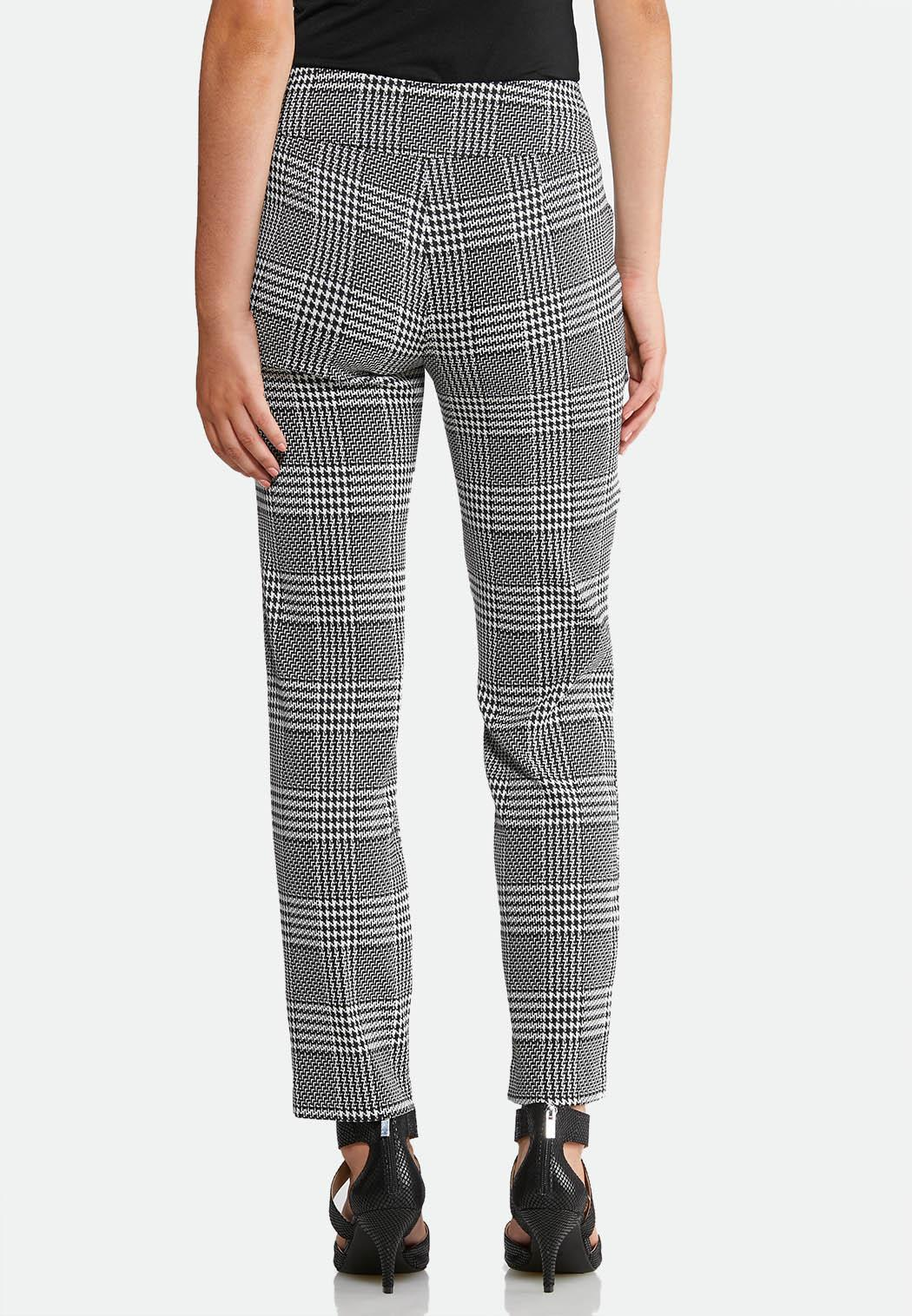 Checkered Houndstooth Pants (Item #44008671)