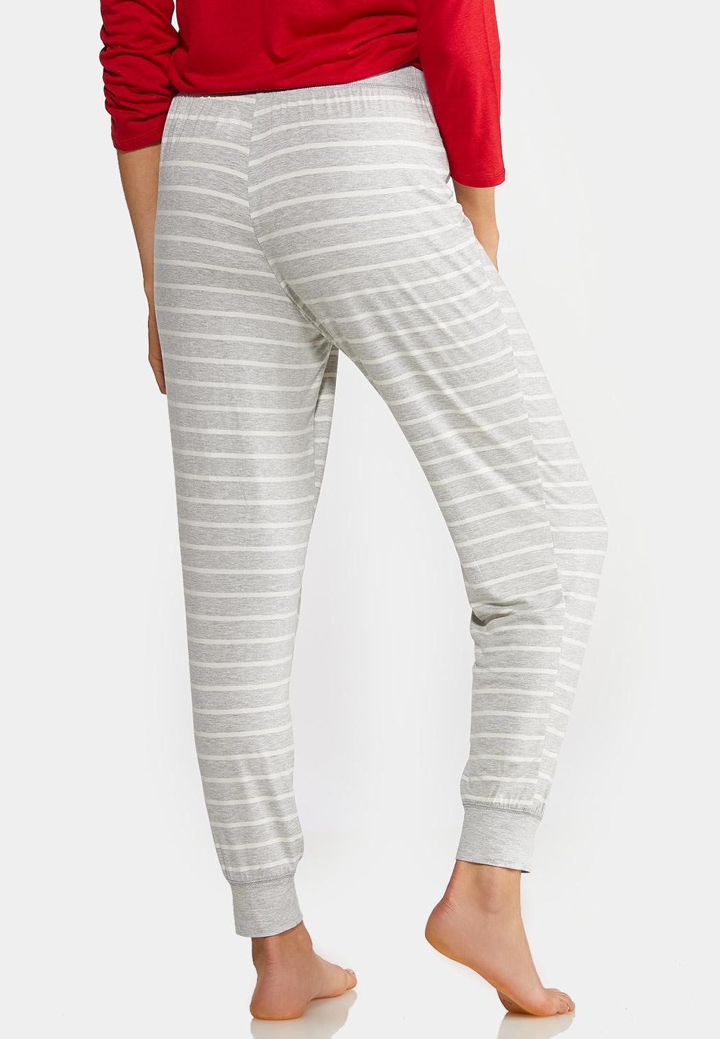 Striped Jogger Sleep Pants (Item #44013713)