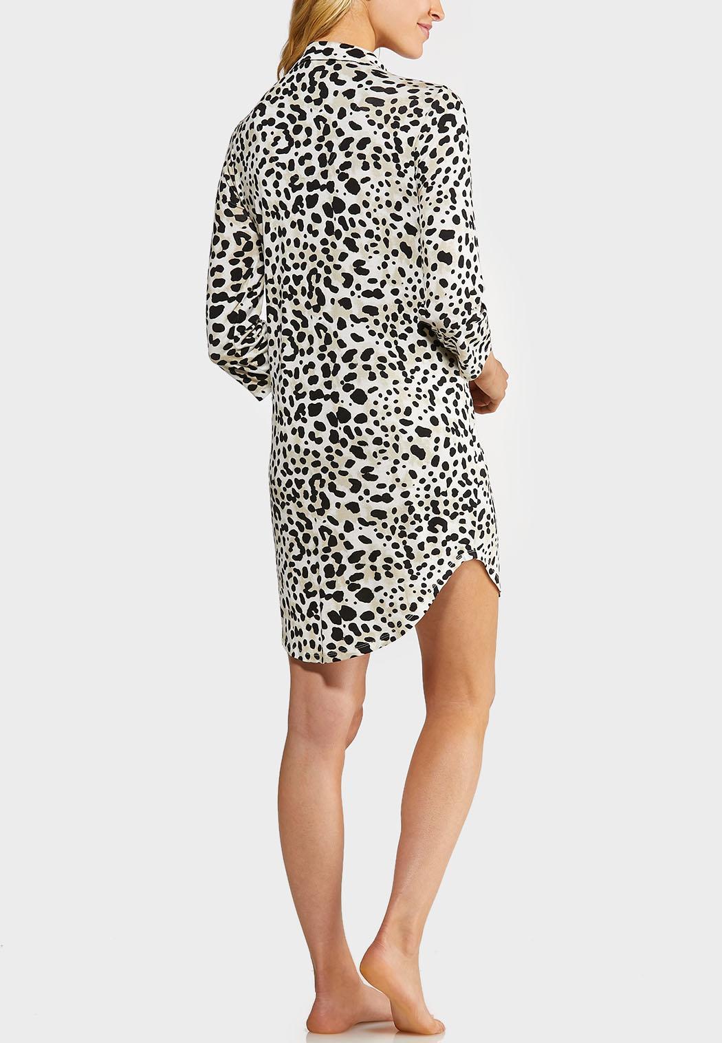 Leopard Sleep Shirt (Item #44013987)