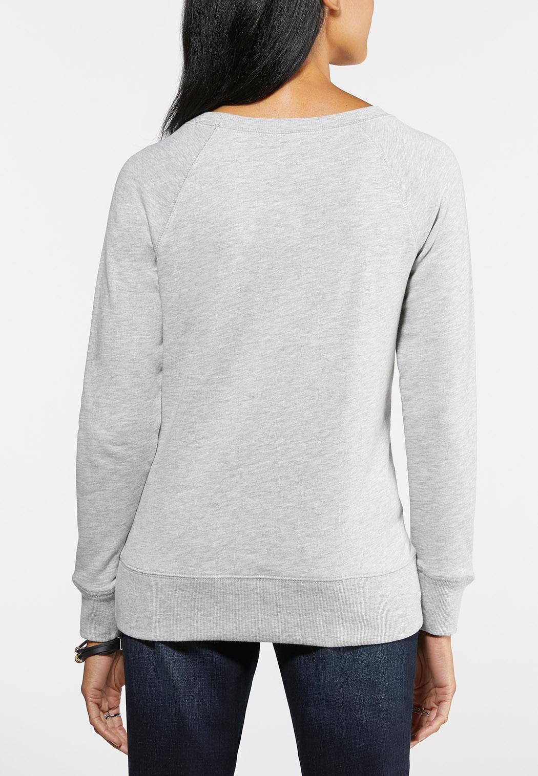 Flannel Season Sweatshirt (Item #44017851)