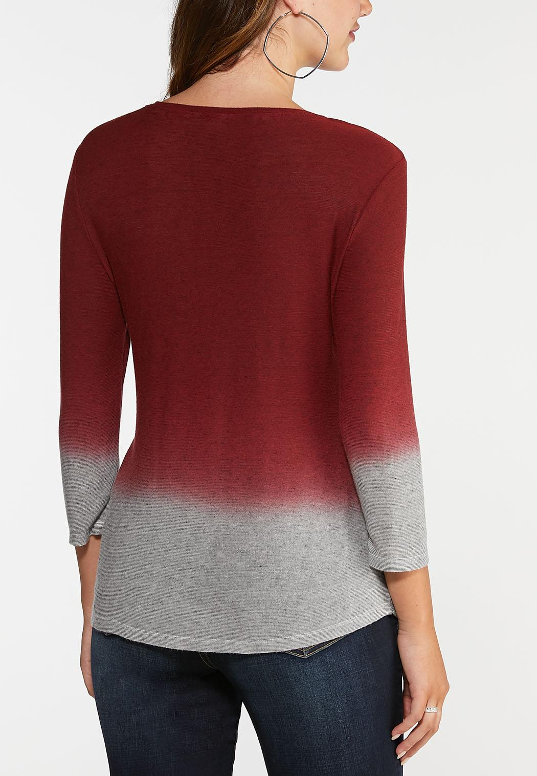 Knotted Seasons Change Top (Item #44017949)